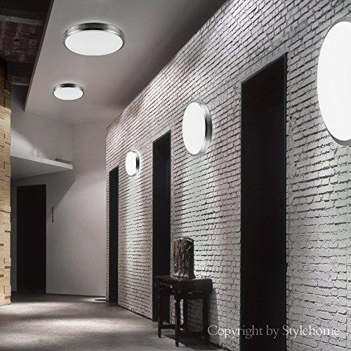 SAILUN 15W LED Panel Warmwei  Kaltwei Moderne Deckenlampe Wandlampe Energiespar Deckenleuchte