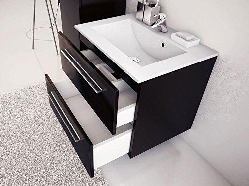 Badezimmermbel Wei Hochglanz