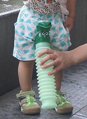 Reisen Tragbare Unisex Kinder Babys Mini Pee Tpfchen Dehnbare Urinal Toilette Urin Gert 600ml