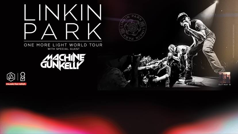Linkin Park headed to Montreals Bell Centre August 10