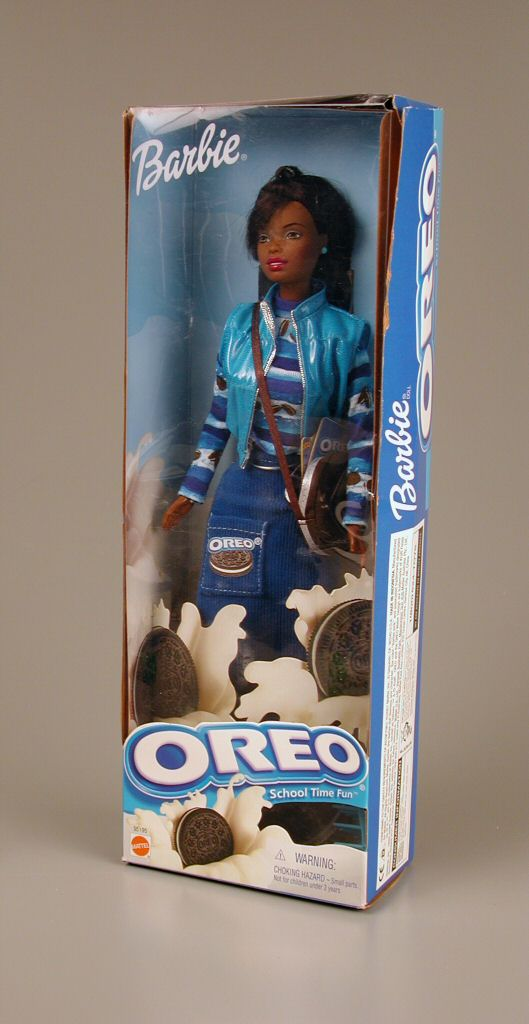 THE FOURTH NAY OF CHRISTMAS OREO FUN BARBIE  Bad For You