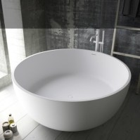 Banos10 | freistehende Badewanne Aral | aus Solidstone ...