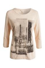 """T-Shirt manches longues """"Paris"""""""