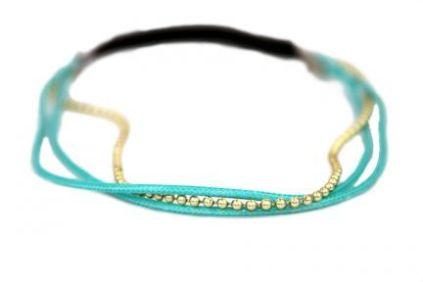 headband turquoise