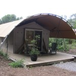 Glamping - Long Point Eco-Adventures
