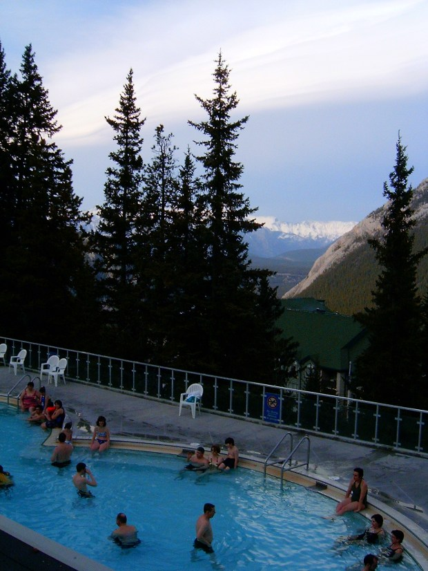 Upper Hot Springs, Banff