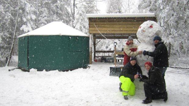 yurt pic