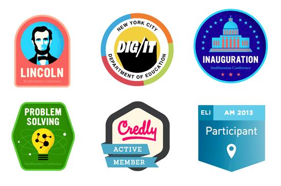 badge design badgeos