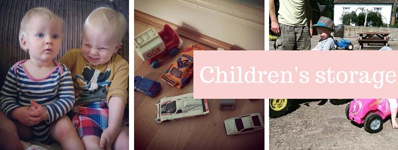 TOP 5…Children's STORAGE