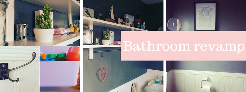 How to revamp your bathroom… On a very tight budget