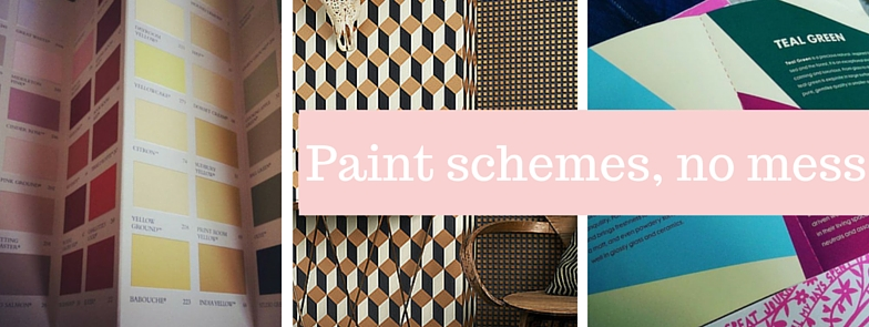 How to choose a new paint scheme WITHOUT a paint brush.