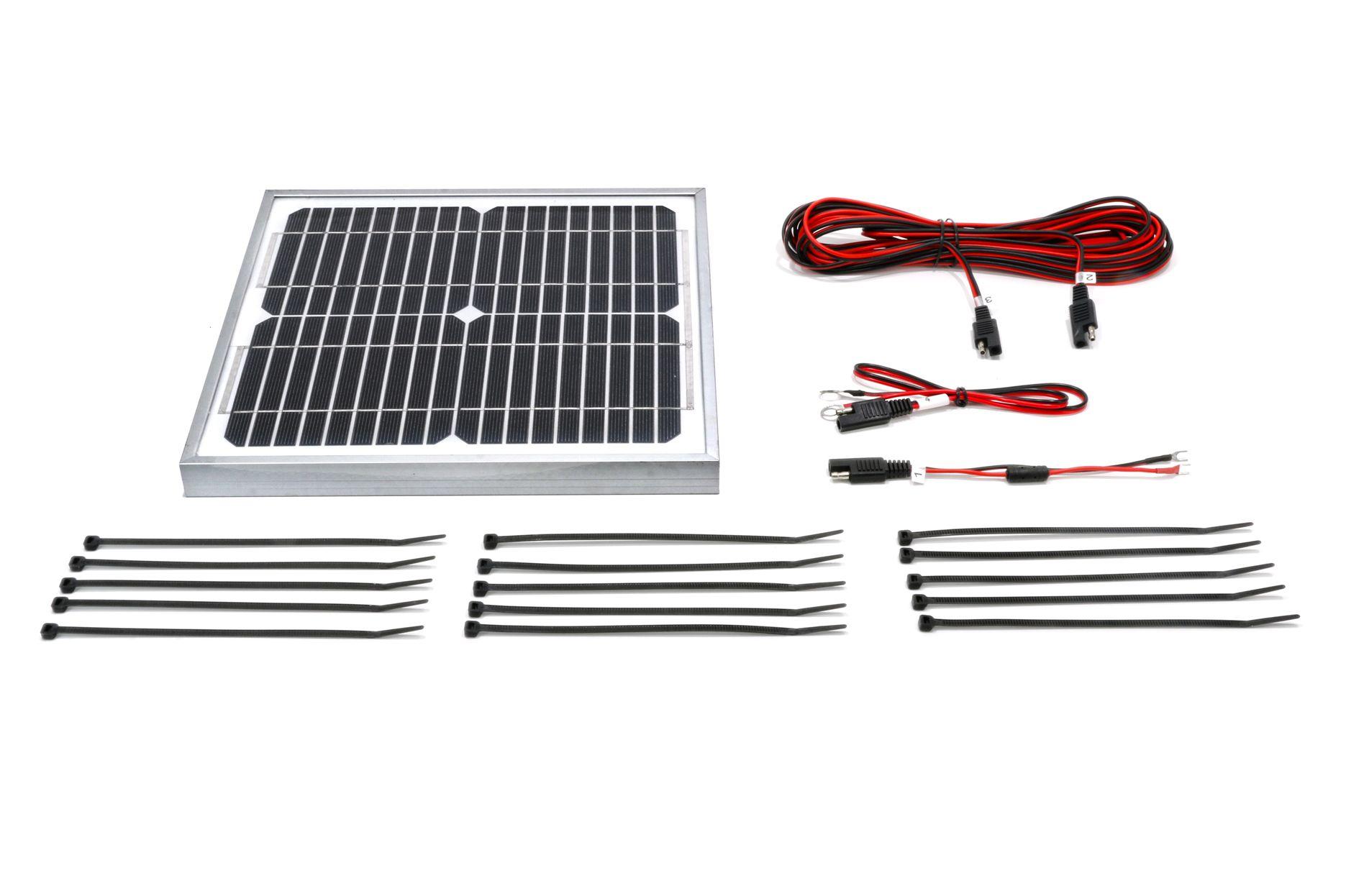 Boat Lift Solar Charging Kits