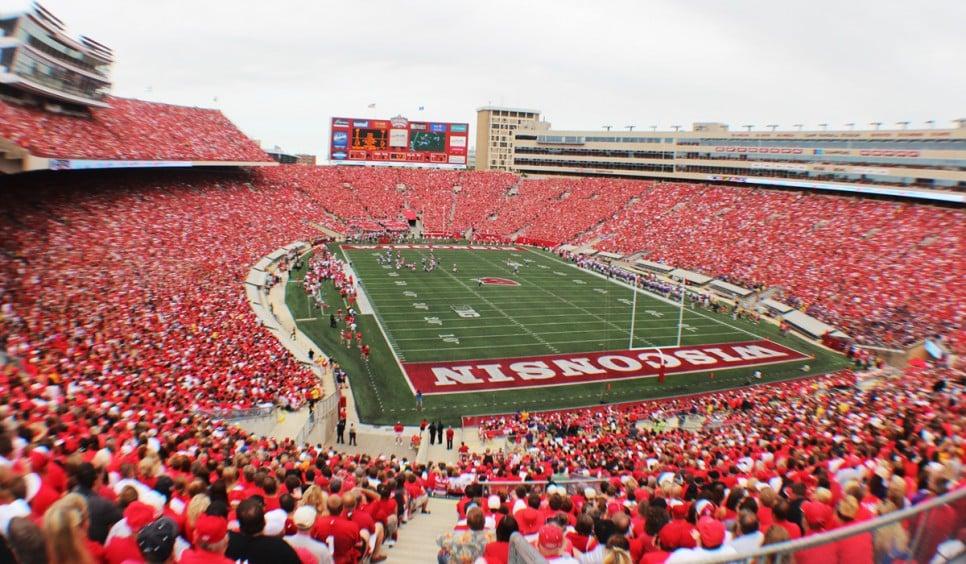 Winning NCAA ranks UW top college football town in