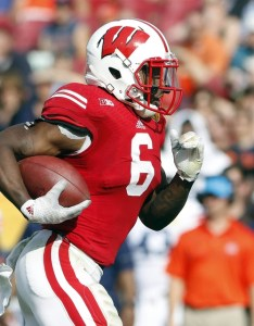 Jan tampa fl usa wisconsin badgers running back corey also football depth chart unveiled rh badgerofhonor
