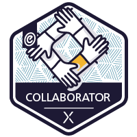 Collaborator Badge
