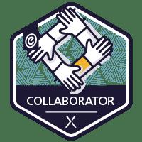 Collaborator Badge