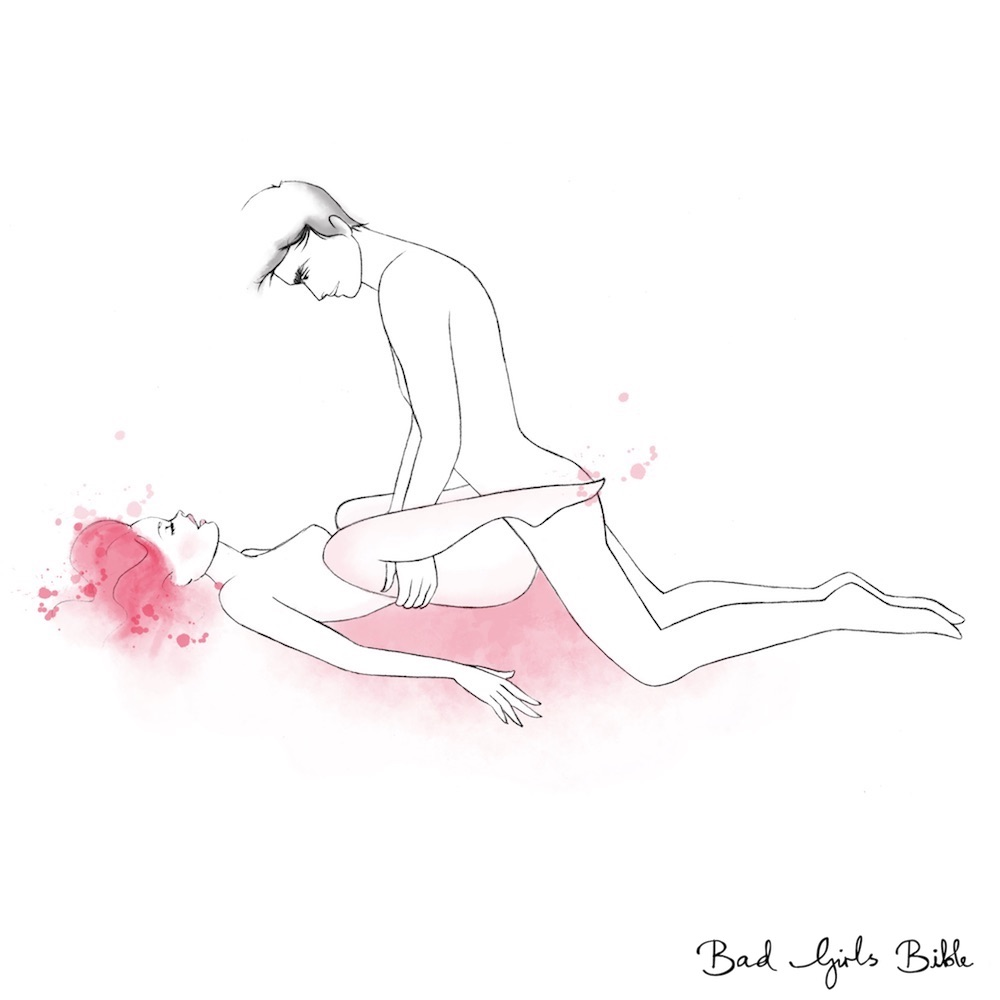 Sandwich Sex Position