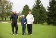 Greg Emry, Patty Emry, and Denis Jones