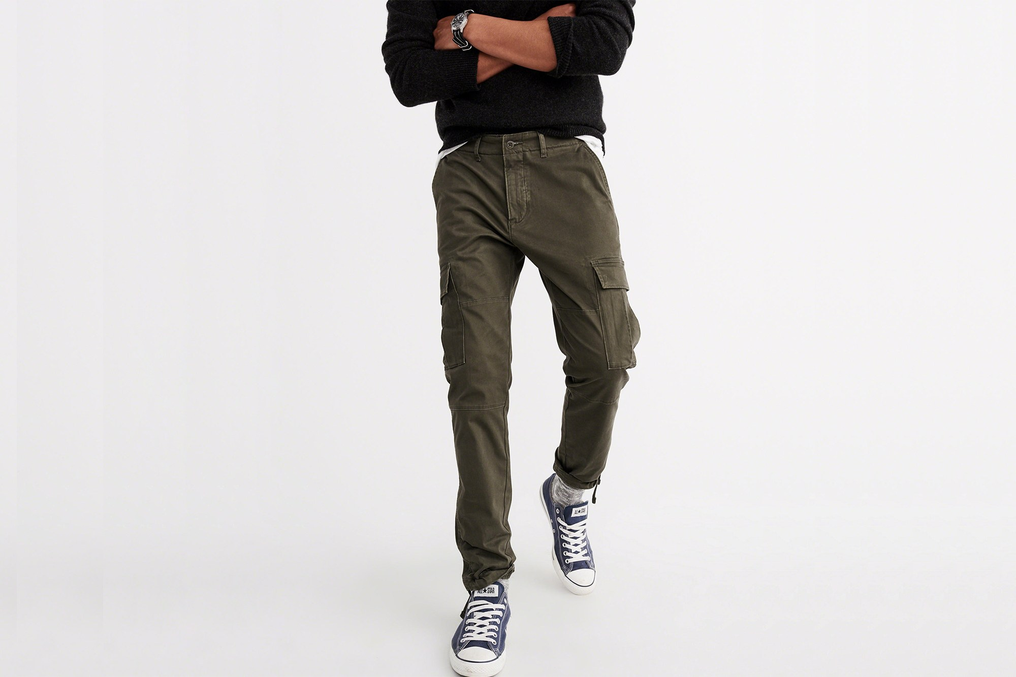 El Pantalon Tipo Cargo Es El Unico Que Podras Usar Durante Todo El 2019 Badhombre Magazine