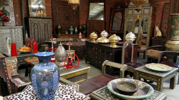Moroccan Decor Furniture Los Angeles