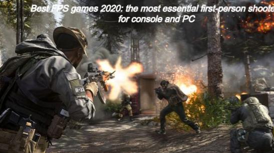 Best-FPS-games