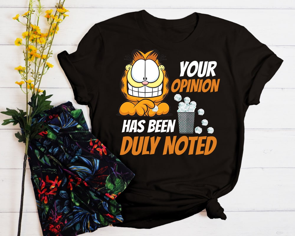 Your Opinion has been Duly Noted mockup1 min