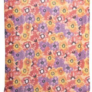 HEMA Douchegordijn Textiel 180x200 Bloem
