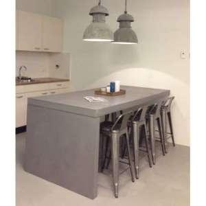 Beton Ciré Extra 5m2 meubel-set