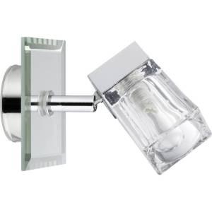 Paulmann Trabani 70840 Wandlamp voor badkamer Halogeen G9 20 W Chroom