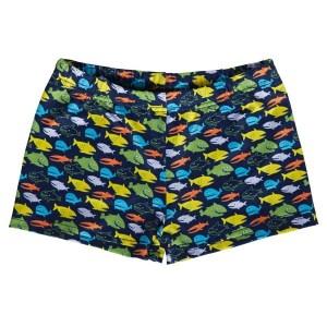 Slipstop haaien zwembroek jongens maat 122