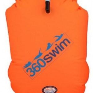 SaferSwimmer™ zwemboei Heavy Duty 50 L 82 x 48 cm oranje XXL