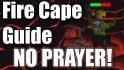 [No Prayer] Fireplace Cape Information – Pot Up Son   Oldschool OSRS 2007