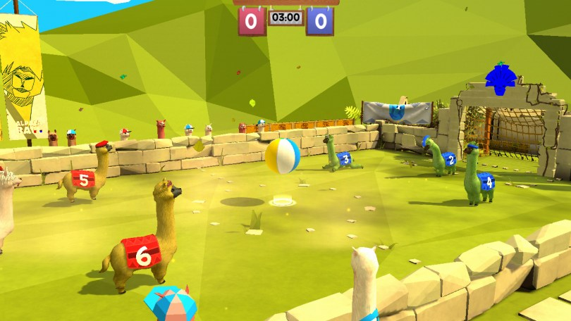 Alpaca Ball Allstars: The most hilarious soccer will arrive at Switch and  Steam on America and Europe on October 15th | Badland Publishing