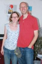 Jen De Kalb Poyer and Stephen Poyer