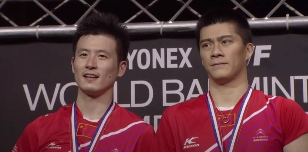 Cai Yun and Fu Haifeng, China