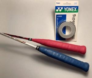 Yonex Badminton Grips