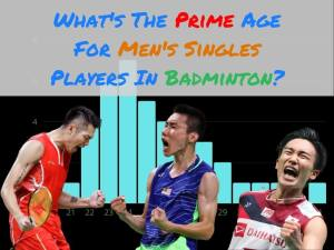 Read more about the article What's the Prime Age for Men's Singles Players in Badminton?