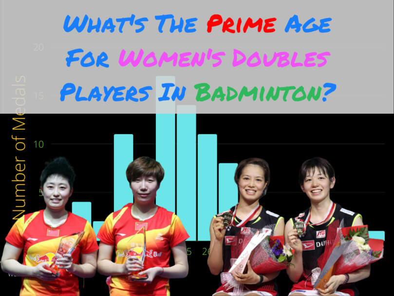 Read more about the article What's the Prime Age for Women's Doubles Players?