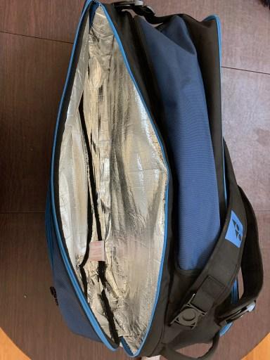 Yonex Pro Racquet Bag (9PCS) - Thermo Guard Empty.