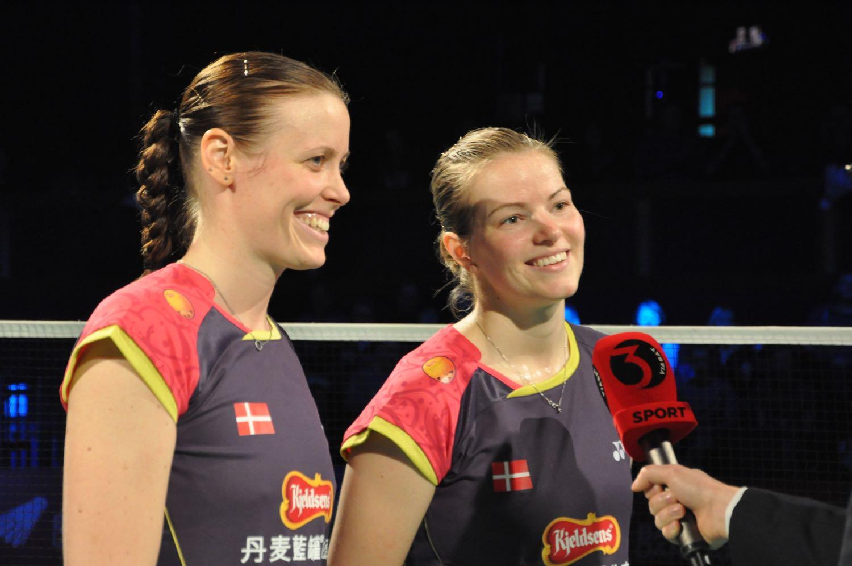 Malaysia Masters S¥ kom pigerne i gang – BadmintonBladet