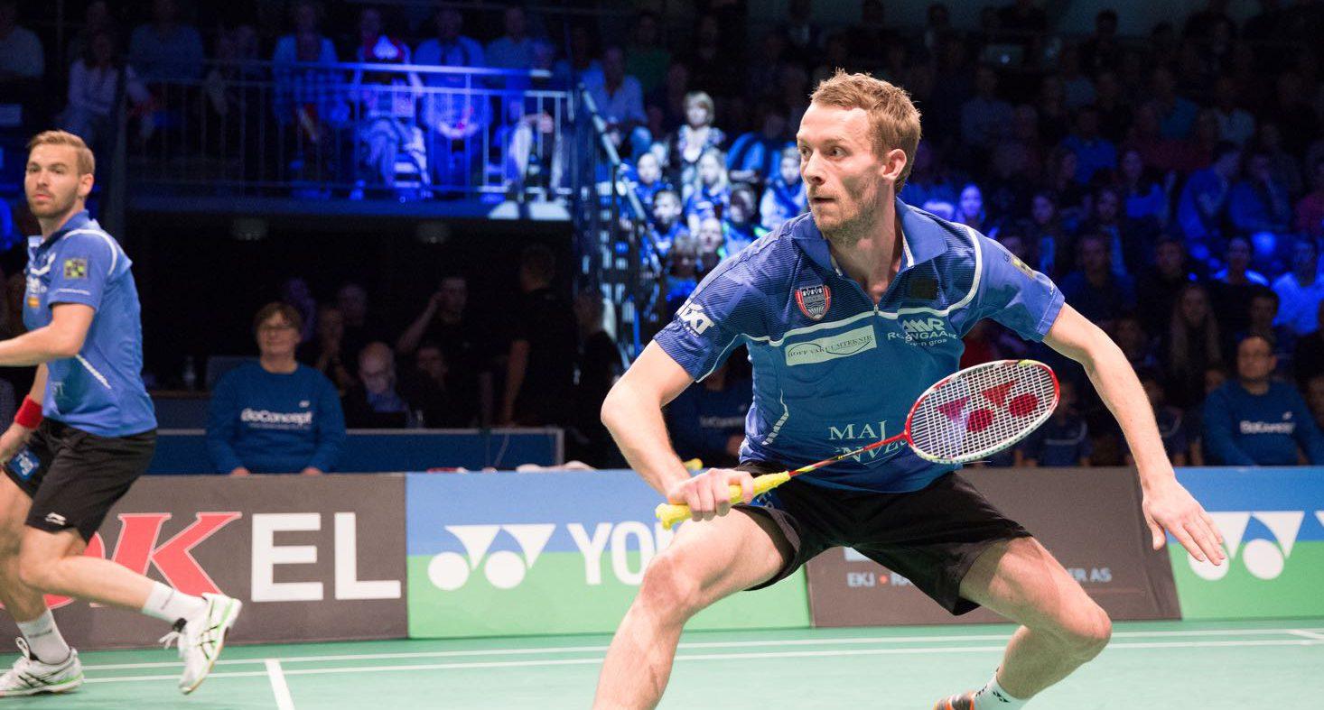 Badminton Danmark Carsten Mogensen er tilbage i Danmark