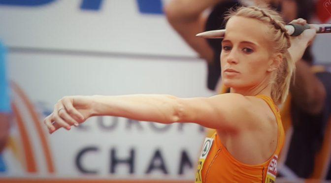 Anouk Vetter pakt Europese titel meerkamp