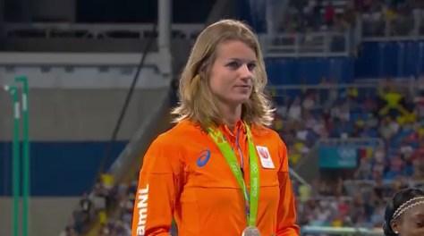 Dafne Schippers: Zilver Atletiek 200 meter
