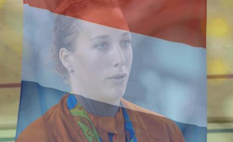 Elis Ligtlee: Goud Baanwielrennen Keirin