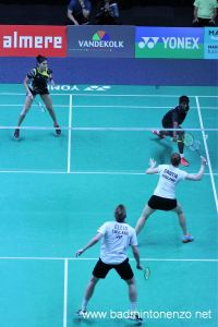 Ashwini PONNAPPA Satwiksairaj RANKIREDDY vs Marcus ELLIS Lauren SMITH