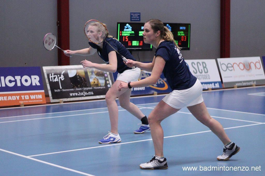 Daisy Bommeleijn en Marlies Baan