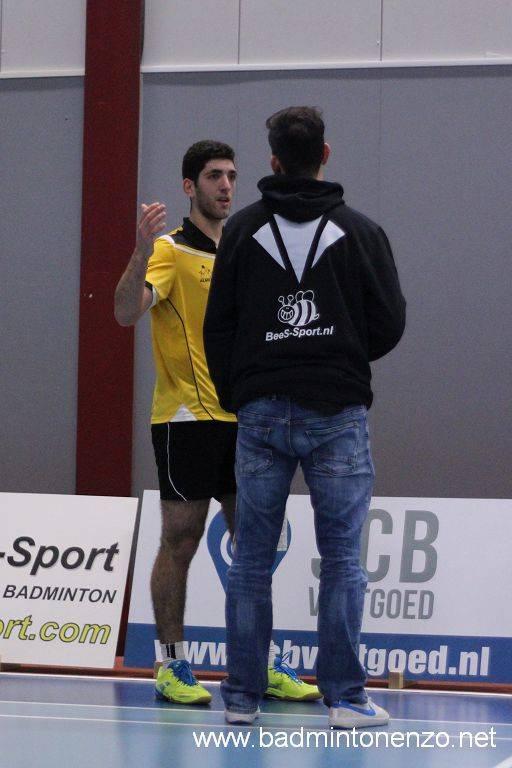 Aram Mahmoud en Joris van Soerland