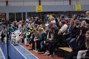 AviAir Almere - Le Credit Sportif VELO in Sporthal Raggers