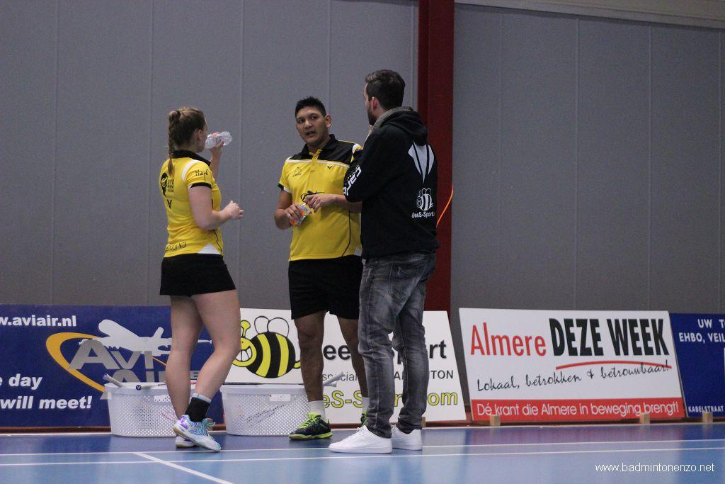 Tamara  van der Hoeven, Dave Khodabux, Joris van Soerland