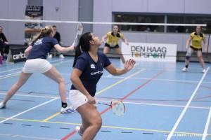 Marlies Baan, Alyssa Tirtosentono, Tamara van der Hoeven, Ilse Vaessen